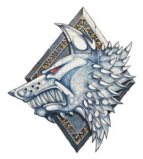 File:280px-Space Wolves Badge1.png