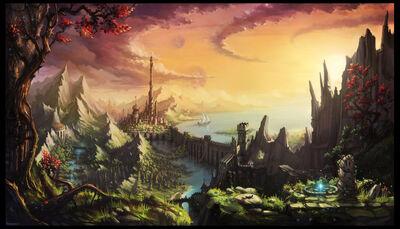 Fabulously beautiful landscape by haryarti-d4ep253