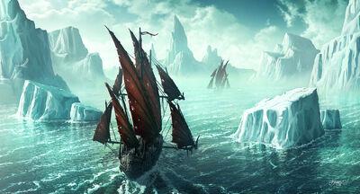 Nordic pirates