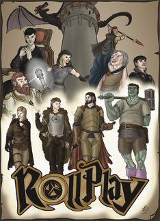 Original Rollplay Poster
