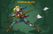 Darius elian by markatron2k