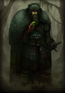 Grigori by sensoryabuse