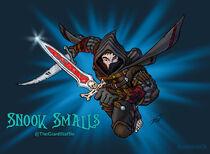 Snook Smalls by Markatron2k