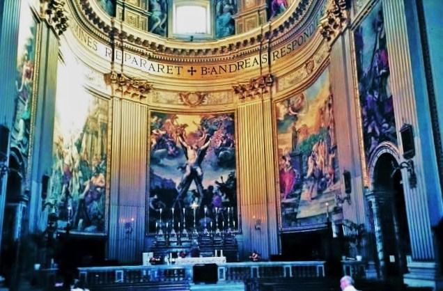 File:The Church of Sant'Andrea della Valle, Rome .jpg