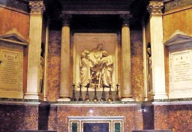 File:Chapel of Prince Alessandro Torlonia-The relief of ''The Deposition'' by Pietro Tenerari- Oct. 2008 406 (14) (800x584).jpg