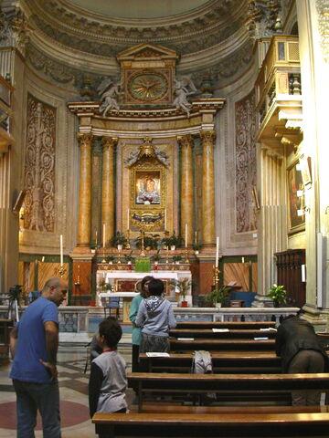 File:2011 Santa Maria del Pianto, interior.jpg