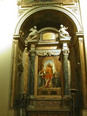 2011 Ambrogio, first left altar