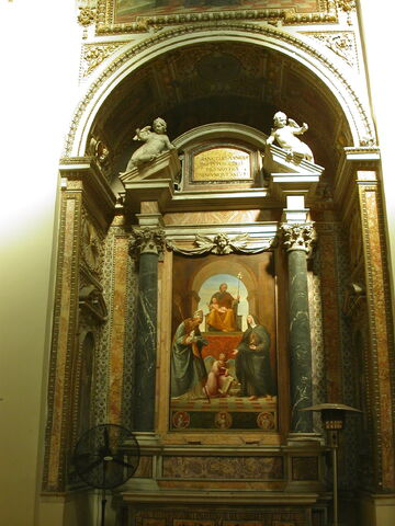 File:2011 Ambrogio, first left altar.jpg