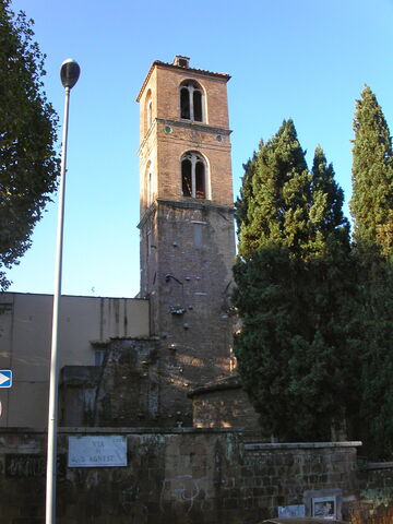 File:2011 Agnese fuori le Mura campanile.jpg