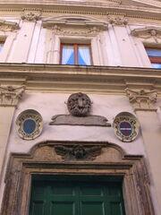 2011 Gonfalone oratorio, detail