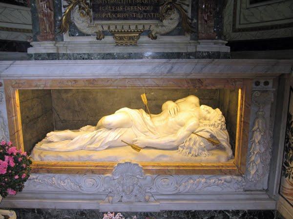 File:San Sebastiano fuori le mura tomb.jpg