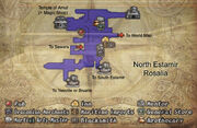 North Estamir map