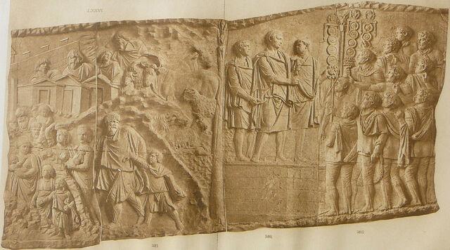 Fișier:056 Conrad Cichorius, Die Reliefs der Traianssäule, Tafel LVI.jpg