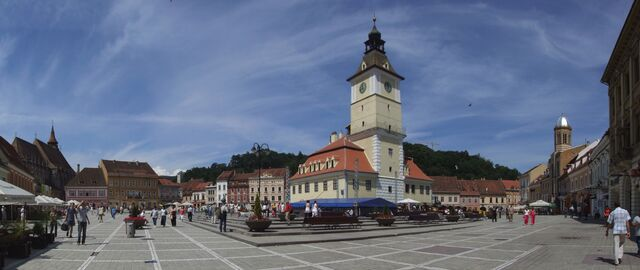 Fișier:Braşov (Kronstadt, Brassó) - market square.jpg