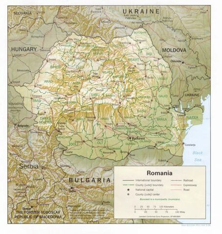 Fișier:Romania-counties and shaded relief.jpg