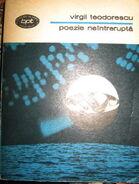 Virgil teodorescu poezieneintrerupta