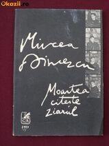 Mirceadinescu moarteacitesteziarul1990