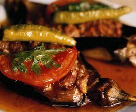 Eggplantgarlic