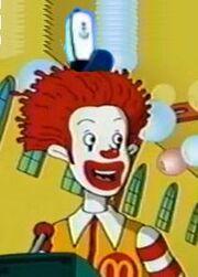 Roanld McDonald