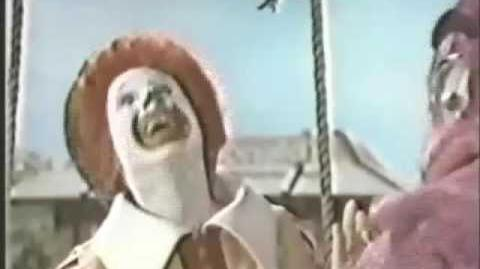 McDonald's Fry Guy Commercial (1984)