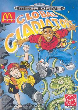 Global Gladiators Coverart