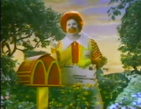 File:Ronald McDonald delivering mail.jpg