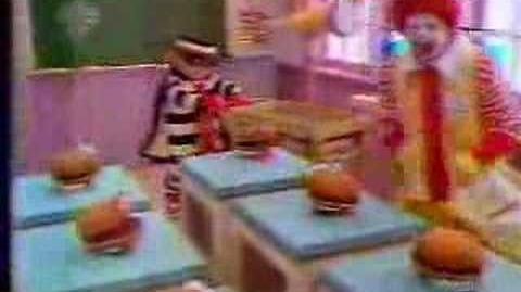 Hamburger University (TV Commercial)