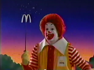 Ronald Magic wand