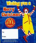 McDonaldland Seasons Greetings 1