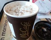 McCafé Hot Chocolate