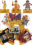 1996 McDonald's Cards