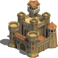 Castle 3m