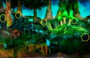 Mushroom Forest-Raven