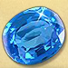 Blue Phianite