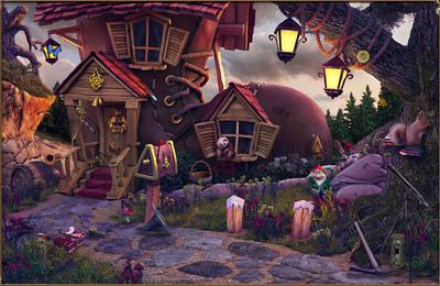 Wizardhouse klein