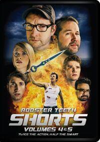 RT Shorts Vols 4 & 5 DVD
