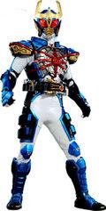 Kamen Rider Ixa Rising Form