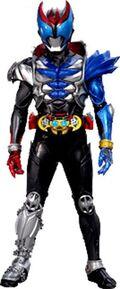 199px-Kamen Rider Kiva Garulu Form