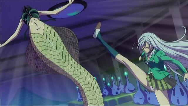 File:Kick ass snake lady by thehoney.jpg
