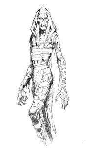 Mummy by Dozer32
