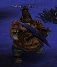 Barbarous slave 29