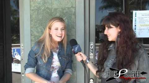 Caroline Sunshine (Shake It Up) Interview With Rock Forever Magazine
