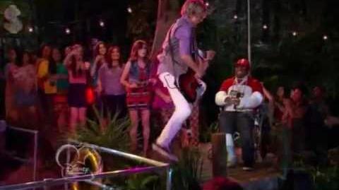 Austin & Ally - Na Na Na (The Vacation Song) with Lyrics