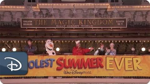 Magic Kingdom Park Kicks Off The 'Coolest Summer Ever' Disney Parks