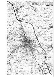 RN102 - Contournement de Brioude par l'Est - DUP - Novembre 1992
