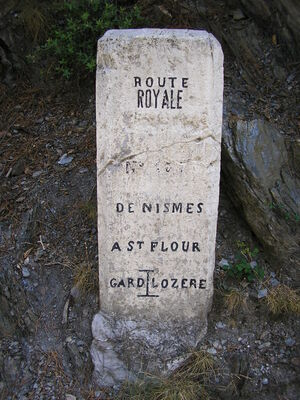 N107 - Corniche des Cévennes - Col Saint-Pierre (30-48)