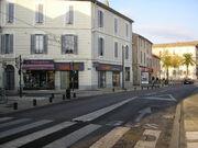Nîmes - Place Montcalm.JPG