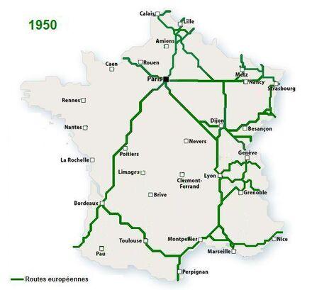 WS France Routes européennes 1950.jpg