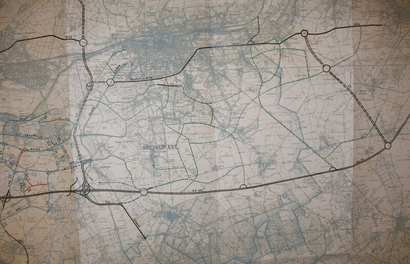 Voirie primaire - Marne-la-Vallée Est