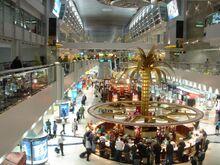 Interior Aeroport
